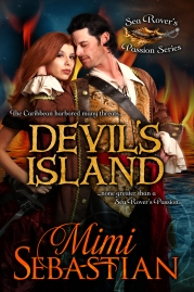 Devil's Island, Mimi Sebastian, Sea Rover's Passion Series