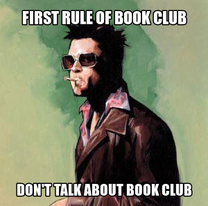 book club fight club
