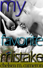 Book Cover Chelsea Cameron My Favorite Mistake