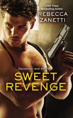 Book Cover Rebeccca Zanetti Sweet Revenge