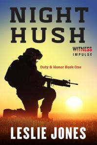 Cover for Night Hush
