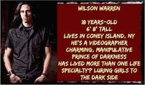 WILSON profileSMALL