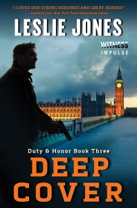Deep Cover (Duty & Honor Book 3)